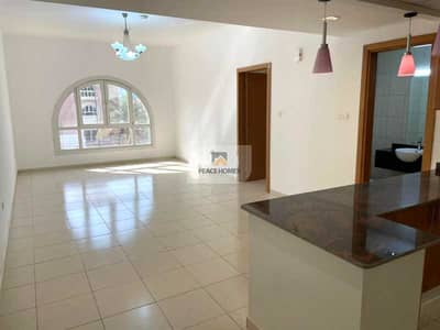 1 Bedroom Flat for Rent in Jumeirah Village Circle (JVC), Dubai - BRIGHT FINISHES | COMMUNITY VIEW | 1BR WITH BALCONY @37999