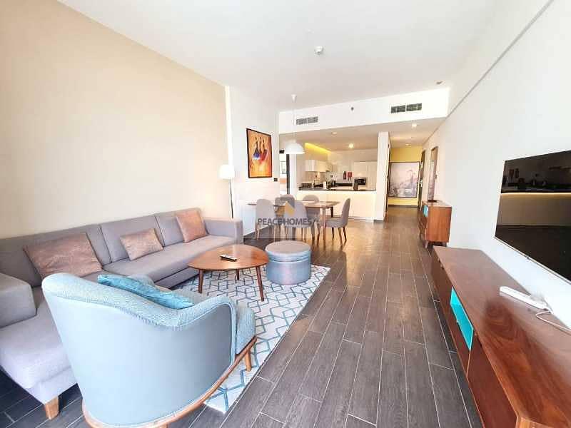 شقة في ميلانو جيوفاني بوتيك سوتس قرية جميرا الدائرية 2 غرف 90000 درهم - 5185252
