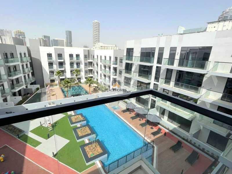 شقة في مساكن أريا قرية جميرا الدائرية 30000 درهم - 5179417