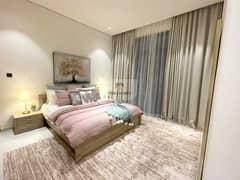 شقة في مساكن بيفيرلي قرية جميرا الدائرية 1 غرف 900000 درهم - 5115007
