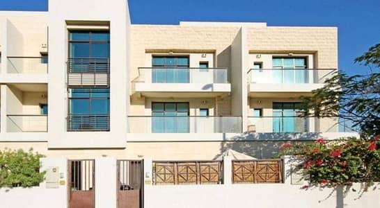 تاون هاوس 4 غرف نوم للبيع في قرية جميرا الدائرية، دبي - US |Vacant on Transfer  | Furnished 4BR+M