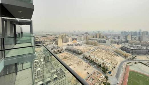 شقة 1 غرفة نوم للايجار في قرية جميرا الدائرية، دبي - شقة في ابراج بلووم قرية جميرا الدائرية 1 غرف 44999 درهم - 5060936