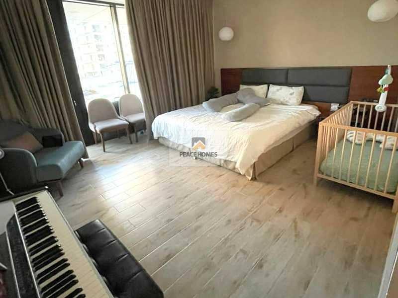 شقة في ميلانو جيوفاني بوتيك سوتس قرية جميرا الدائرية 2 غرف 90000 درهم - 5113801
