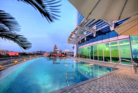 شقة 3 غرف نوم للايجار في دبي مارينا، دبي - شقة في برج تماني دبي مارينا 3 غرف 180000 درهم - 5237596