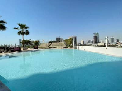Studio for Sale in Jumeirah Village Circle (JVC), Dubai - EXCLUSIVE BEACH ACCESS | GUARANTEED 5% ROI | EXQUISITE LIFESTLE | FULLY FURNISHED