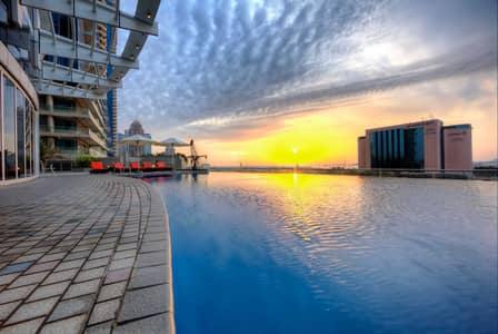 2 Bedroom Apartment for Rent in Dubai Marina, Dubai - BEST LOCATION | QUALITY LIVING | FURNISHED KITCHEN @125K