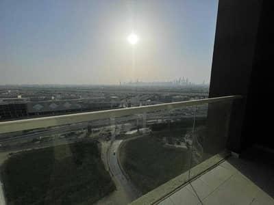 شقة 1 غرفة نوم للايجار في قرية جميرا الدائرية، دبي - شقة في برج 108 قرية جميرا الدائرية 1 غرف 60000 درهم - 5200494