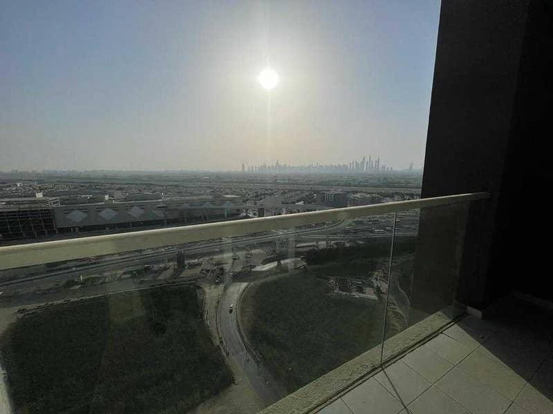شقة في برج 108 قرية جميرا الدائرية 1 غرف 60000 درهم - 5200494