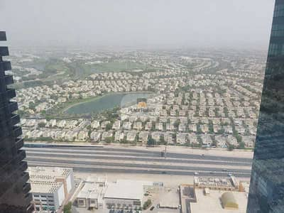 2 Bedroom Flat for Rent in Jumeirah Lake Towers (JLT), Dubai - FULLY FURNISHED | FULL GOLF COURSE + PARTIAL LAKE VIEW | HIGHER FLOOR