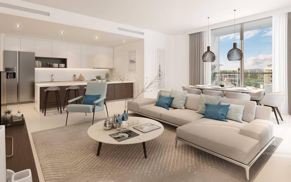 شقة في بارك بوينت دبي هيلز استيت 1 غرف 1122888 درهم - 5171210