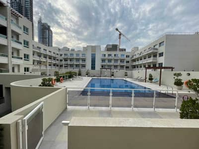 1 Bedroom Flat for Rent in Jumeirah Village Circle (JVC), Dubai - PERFECT POOL VIEW | 1BR WITH BALCONY | GET @37999