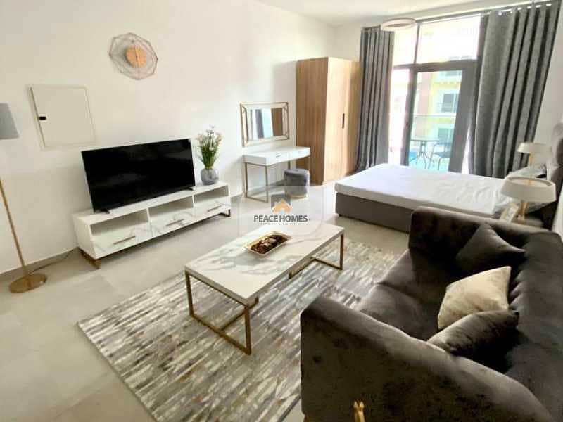 شقة في بانثيون ايليسي قرية جميرا الدائرية 35000 درهم - 5165360