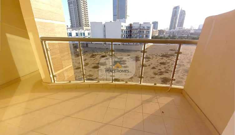 PAY 4CHQS |  PERFECT 1BR WITH STUDY | WITH BALCONY