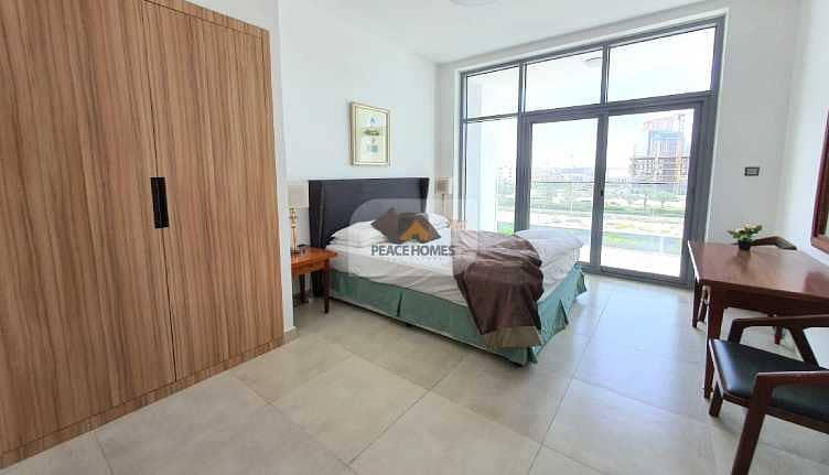 شقة في بانثيون ايليسي قرية جميرا الدائرية 1 غرف 50000 درهم - 5094157