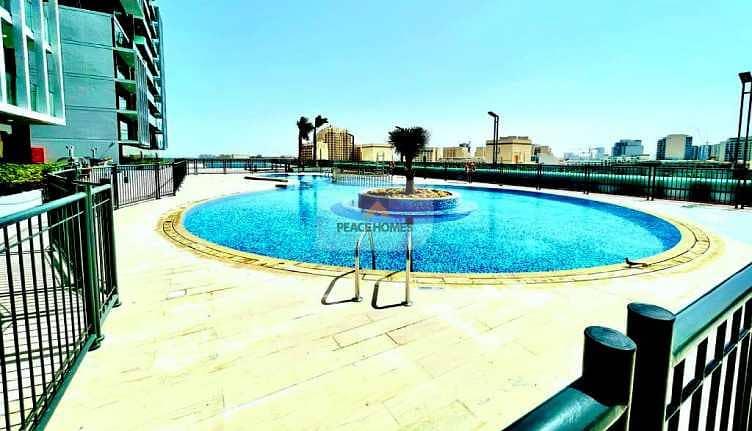 شقة في ابراج بلووم قرية جميرا الدائرية 24999 درهم - 5071323