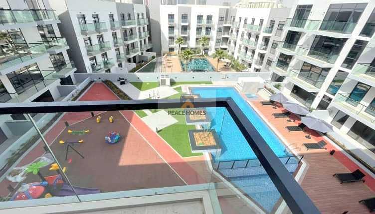 شقة في مساكن أريا قرية جميرا الدائرية 1 غرف 55000 درهم - 5075394
