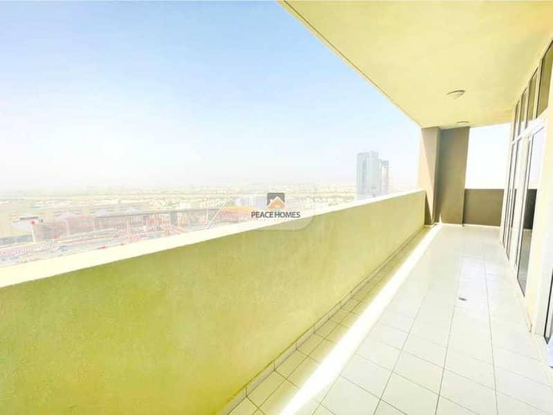 شقة في برج 108 قرية جميرا الدائرية 1 غرف 60000 درهم - 4980960