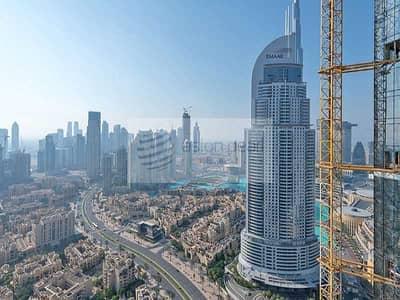 فلیٹ 4 غرف نوم للبيع في وسط مدينة دبي، دبي - Full Floor Size   4 Bedroom + Maids  The 118 Tower