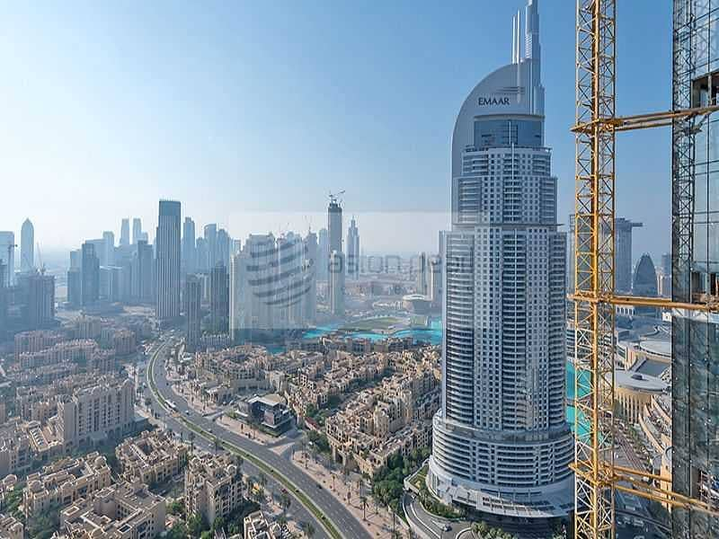 Full Floor Size | 4 Bedroom + Maids  The 118 Tower