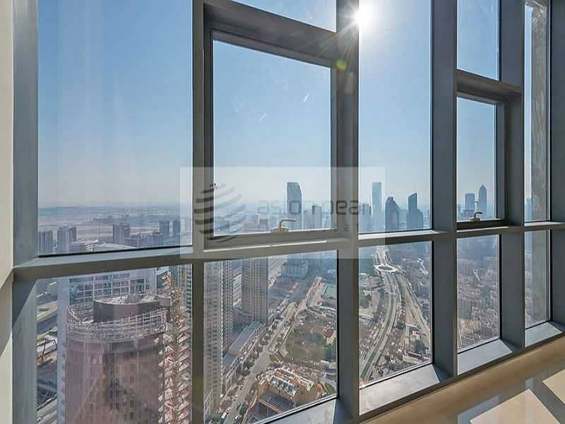 2 Full Floor Size | 4 Bedroom + Maids  The 118 Tower
