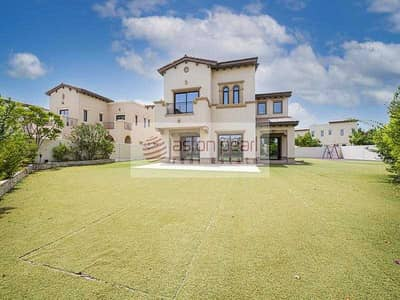 5 Bedroom Villa for Sale in Arabian Ranches 2, Dubai - Great Opportunity   Large 10k Plot   Corner Type 4