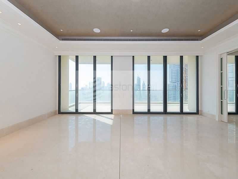 20 Full Floor Size | 4 Bedroom + Maids  The 118 Tower
