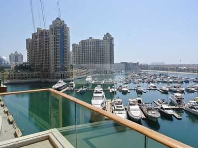 شقة 2 غرفة نوم للبيع في نخلة جميرا، دبي - Stunning Views of Atlantis | 2 Bedroom + Study