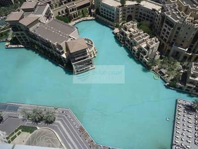 شقة 3 غرف نوم للبيع في وسط مدينة دبي، دبي - Vacant on Transfer  3BR + Maids  Burj Khalifa View