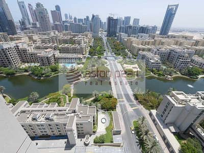 1 Bedroom Apartment for Sale in The Views, Dubai - Stunning Canal View   1 Bedroom Apt.   Large Layout
