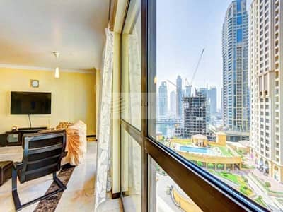 3 Bedroom Apartment for Sale in Jumeirah Beach Residence (JBR), Dubai - Exclusive  Genuine listing  Tenanted  Large Layout
