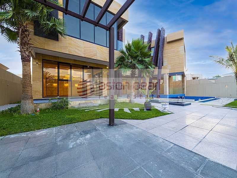 21 Modern Style Villa | Brand New with a Private Pool
