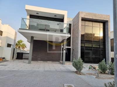 5 Bedroom Villa for Sale in DAMAC Hills (Akoya by DAMAC), Dubai - Type V3 | Golf Facing | Single Row | Luxurious  5 BHK | Fendi Styled