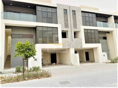 3 Bedroom Villa for Sale in DAMAC Hills (Akoya by DAMAC), Dubai - Pleasant Offer   Ready 3BR   Fendi Finishing    Golf Course View   VIP