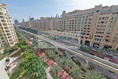 2 Bedroom Flat for Sale in Palm Jumeirah, Dubai - Beautiful   High Floor  Rented, Type F   2 Bedroom