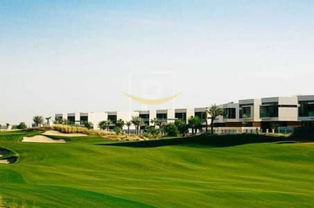 5 Bedroom Villa for Sale in DAMAC Hills (Akoya by DAMAC), Dubai - Independent villa with full Trump International golf course view and private pool