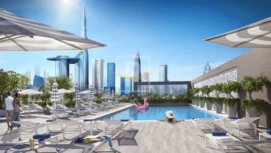 Hotel Apartment for Sale in Jumeirah, Dubai - Hotel Room | High ROI | Free Two-Week Stay Yearly | Downtown City Walk | VIP