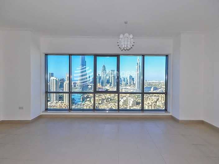 Exclusive 3BR+M   Burj and Fountain Views   Vacant