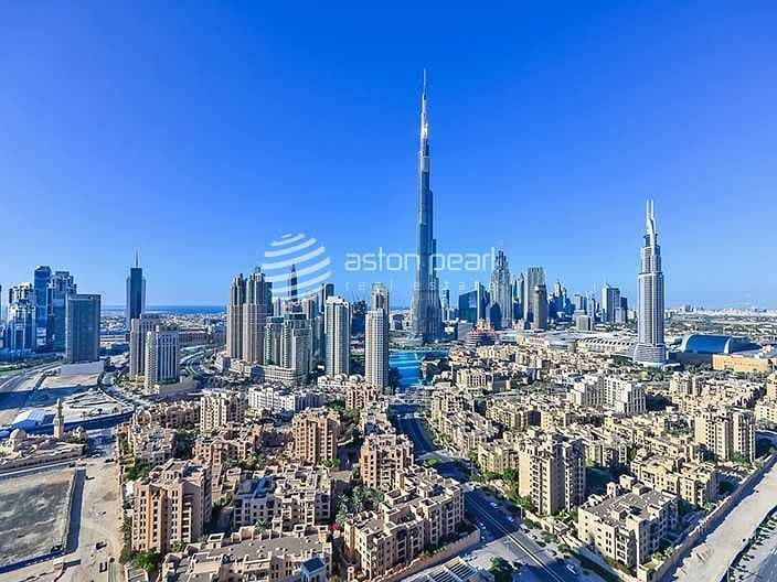 10 Exclusive 3BR+M   Burj and Fountain Views   Vacant