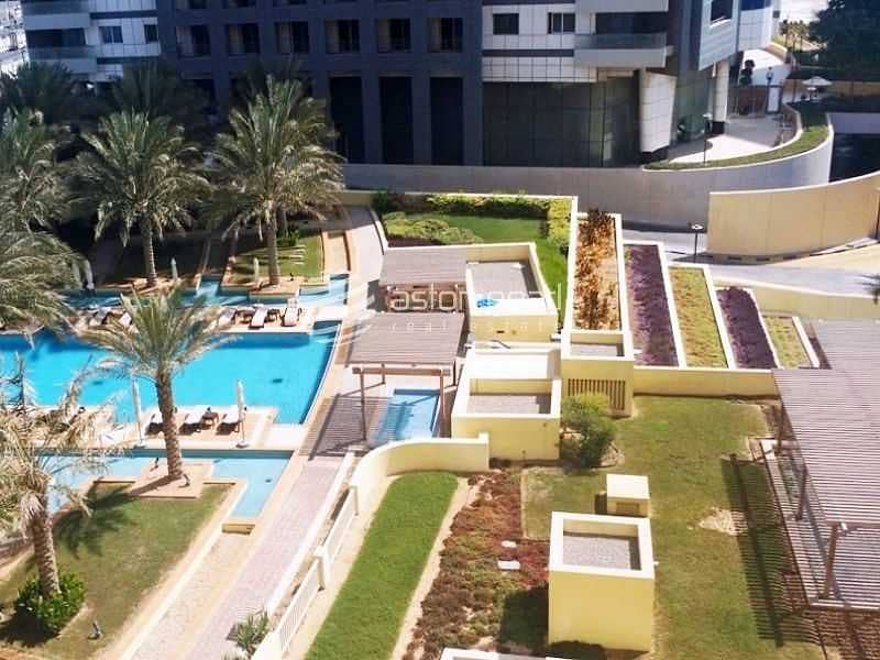 10 Move in Now|Type C | 2 BR Plus Maid |View of Water