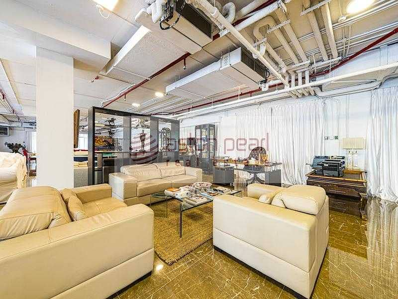 Fully Fitted | Decorated and Elegantly Furnished