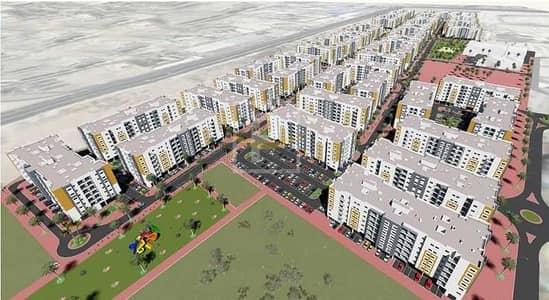 ارض سكنية  للبيع في القصيص، دبي - 100% Freehold | G+2P+6 Residential Plot in Al Qusais