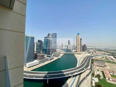 فلیٹ 1 غرفة نوم للايجار في الخليج التجاري، دبي - Canal View   1 Bedroom I High Floor   Noura Tower
