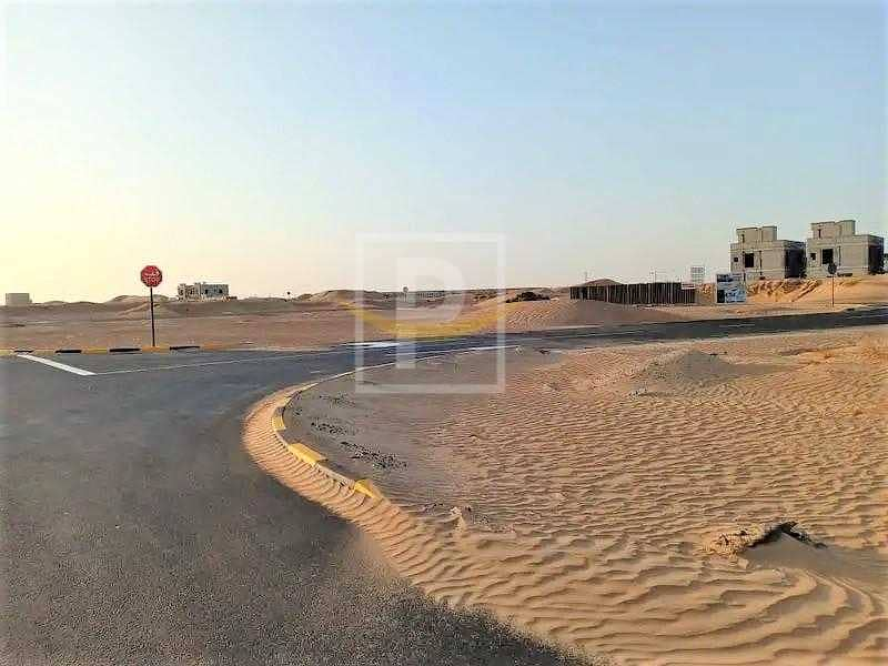 2 Great Investment Opportunity   Villa Plot for Sale in Al Zahia Sharjah