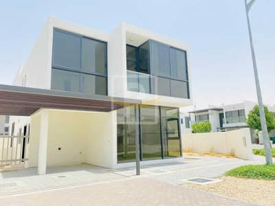 6 Bedroom Villa for Sale in DAMAC Hills 2 (Akoya Oxygen), Dubai - Rare V2 Type   Golf Course Facing   Excellent Location   VIP