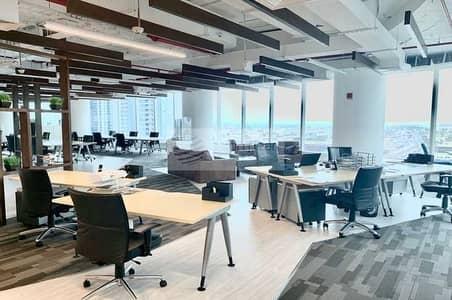 مکتب  للايجار في الخليج التجاري، دبي - Full Floor  | A Grade Tower |Sea View Next to DIFC