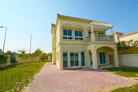 فیلا 2 غرفة نوم للايجار في مثلث قرية الجميرا (JVT)، دبي - Park Views | Wonderful Garden | 4 Cheques