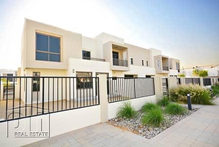 فیلا 3 غرف نوم للايجار في تاون سكوير، دبي - Close To Pool   Type 2   Available Now