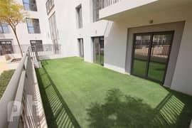 شقة في شقق زهرة 1B شقق زهرة تاون سكوير 2 غرف 950000 درهم - 5262705
