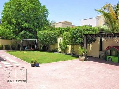 4 Bedroom Villa for Sale in The Meadows, Dubai - Upgraded - Vacant on Transfer - Large plot - Type 6