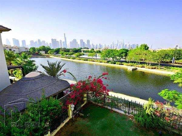Immaculate | Rented | Lake view | European Cluster